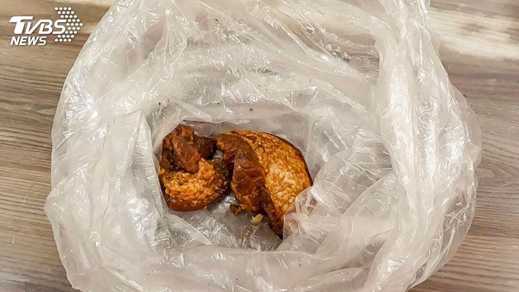 圖/馬祖檢疫站提供 白沙小三通陸客攜豬肉遭查獲 不願繳罰款遣返