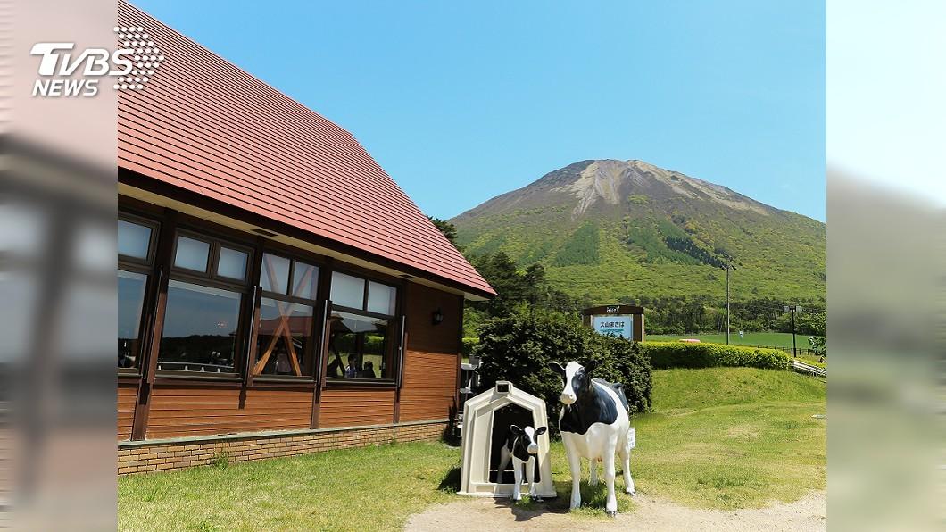 示意圖/TVBS 日本牛舍改造成餐廳 把農田美味一網打盡