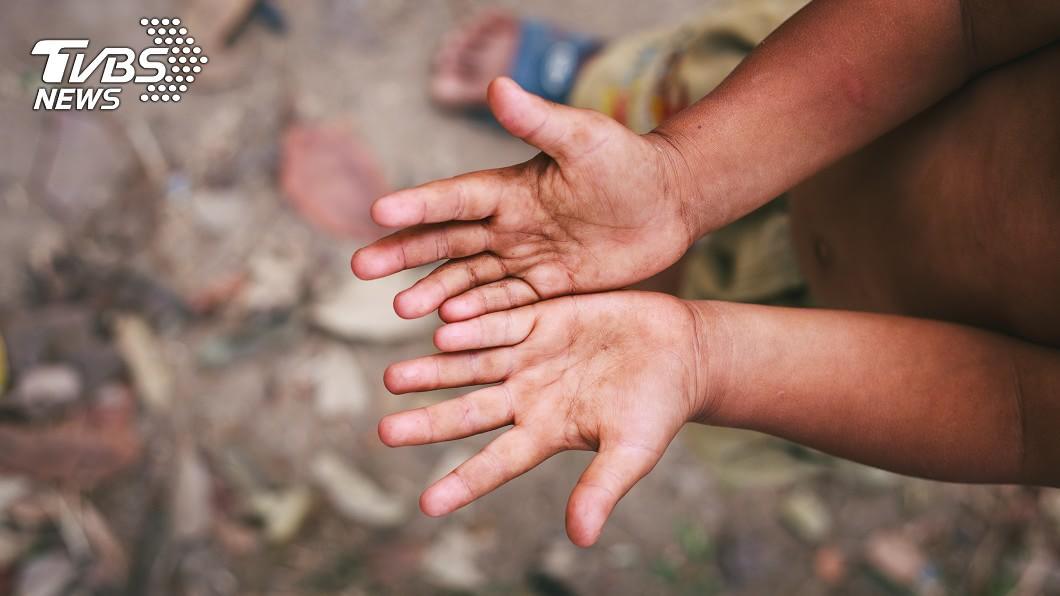 11歲女童遭活活餓死。示意圖/TVBS 11歲女童遭活活餓死 「300頁日記」揭發父母惡行