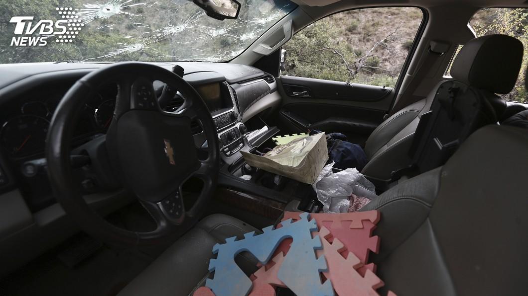 圖/達志影像美聯社 摩門教徒墨西哥遇慘案 13歲男孩跋涉23公里求援