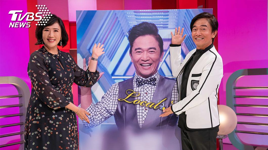 圖/TVBS提供 綜藝天王吳宗憲 演藝圈「標準箭靶」 靠轉商洗白人生