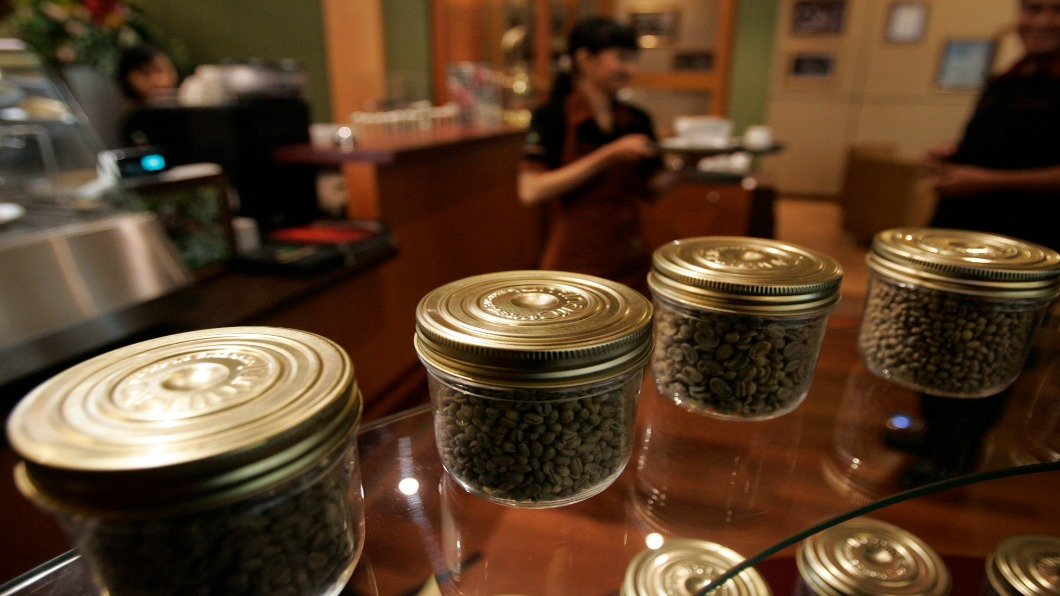 圖/達志影像路透 南韓創業墳墓 咖啡店倒閉潮撐不過三年