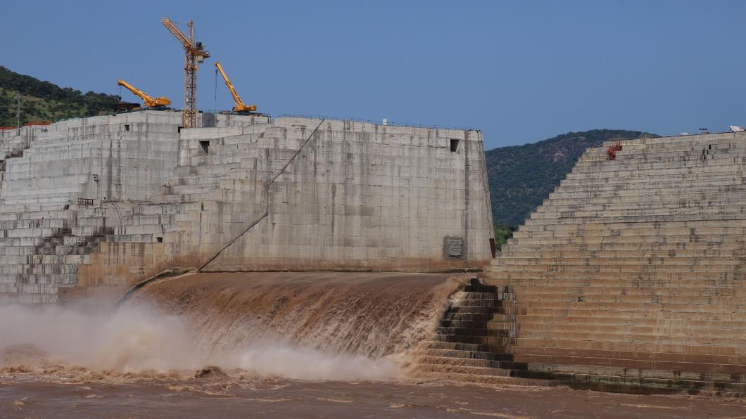 圖/達志影像路透 衣索比亞尼羅河建壩 非洲3國紛爭.美調停
