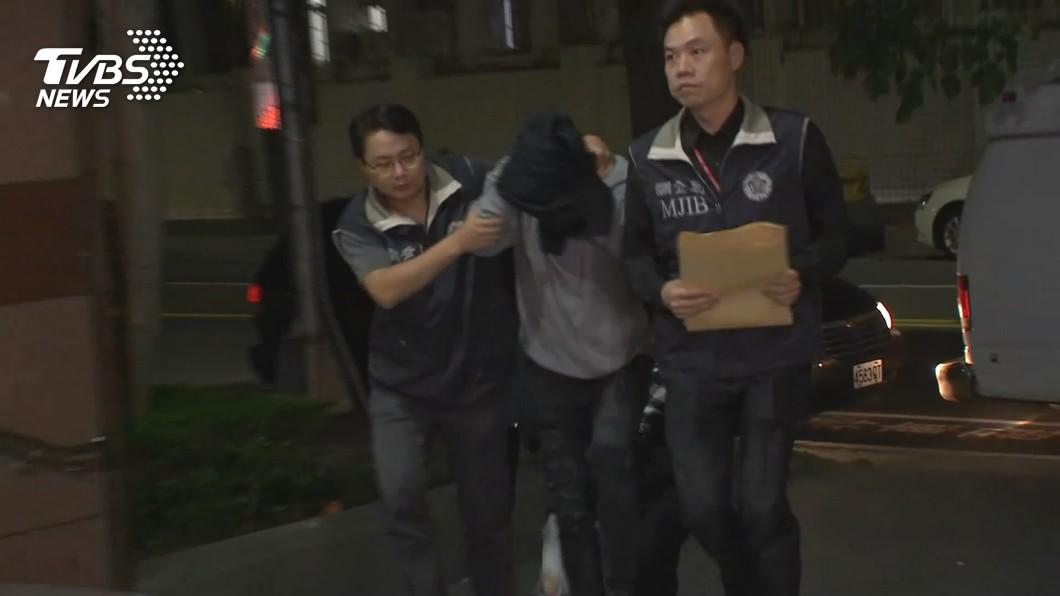 圖/TVBS 富南斯吸金案 女星父親涉案遭羈押禁見