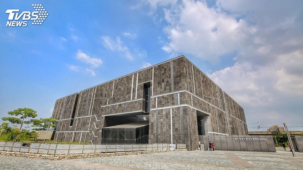 圖/台南市政府提供 南科考古館開幕3週逾7萬人次 館方籲搭大眾運輸