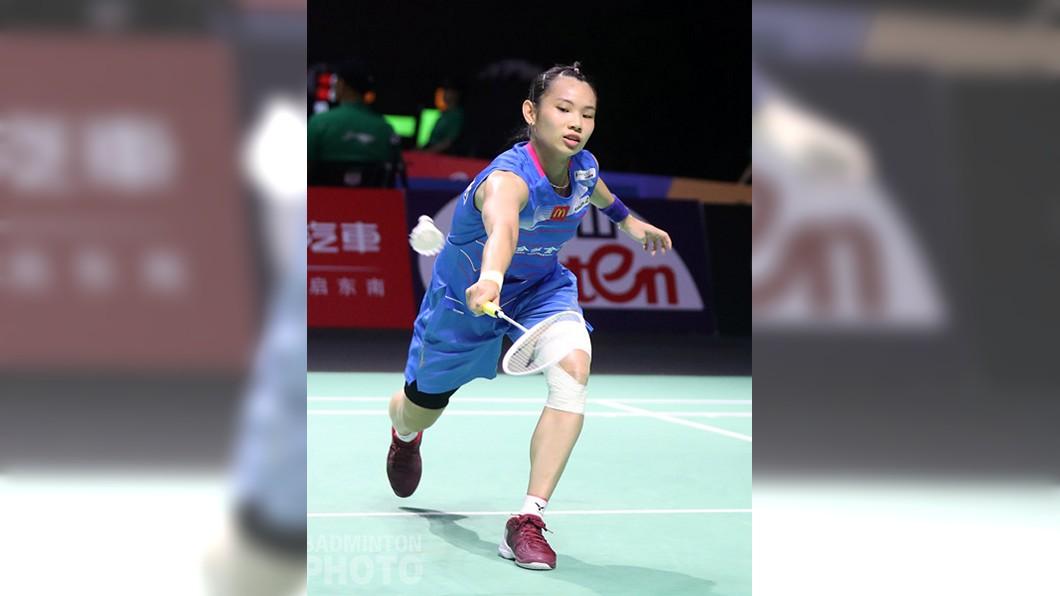圖/Badmintonphoto提供 戴資穎福州中國羽賽挺進4強 將對決奧原希望
