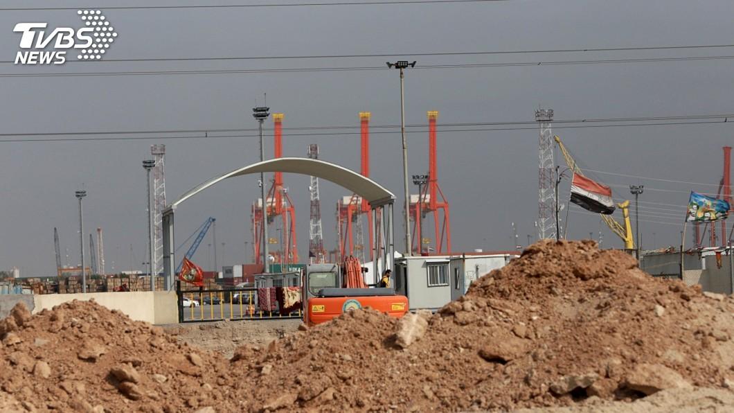 圖/達志影像路透社 反政府示威衝擊 傳伊拉克9萬桶油無法運出口