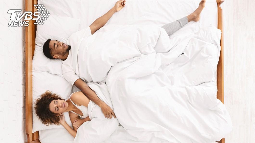 示意圖/TVBS 愈樂觀睡愈好不易嗜睡 專家:正向思考可練習