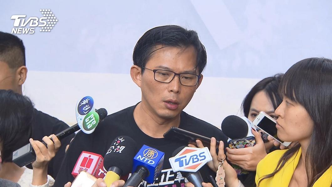 前時力立委黃國昌。(圖/TVBS資料畫面) 大同股臨會董事候選名單出爐 黃國昌退出提名