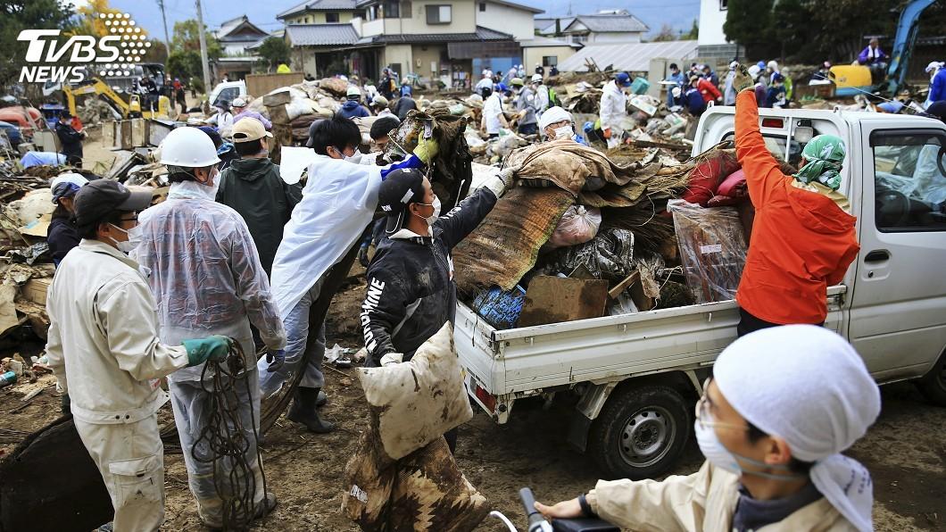 示意圖/達志影像美聯社 日本東北風災待援 12名台人自費助災民復原