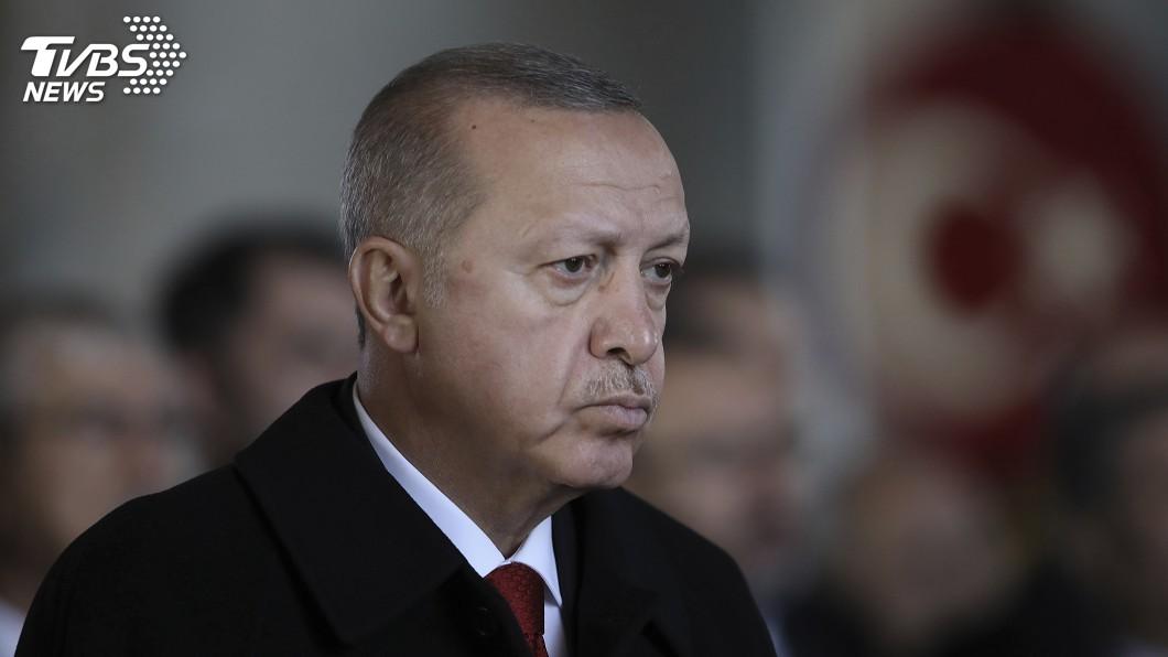 圖/達志影像美聯社 艾爾段來訪前 美國再以制裁警告土耳其棄俄系統