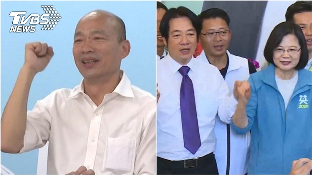 圖/TVBS資料照 「賴院長辛苦了我懂」 韓國瑜批:蔡政府藉網路扮演上帝