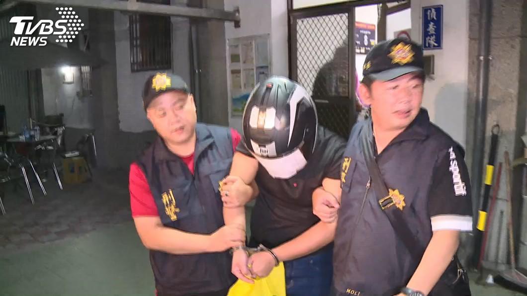 男子勒斃女友又將2子塞洗衣機悶死。(圖/TVBS資料畫面) 勒斃女友又將2幼子塞洗衣機悶死 男子一審判死刑