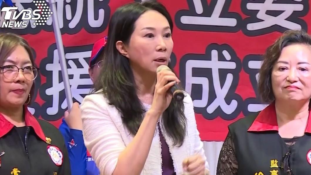 圖/TVBS 轟李佳芬「暴露個人性幻想」!作家怒斥:羞辱全國老師