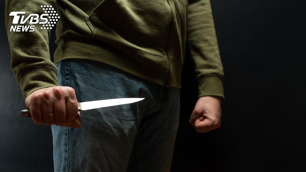 汐止今日凌晨驚傳一起隨機傷人案件(示意圖/TVBS) 汐止夫妻散步無辜遭狠砍 吸膠男辯稱認錯人