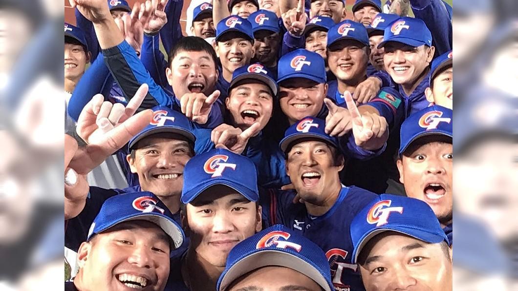 圖/翻攝自WBSC臉書 狂勝!令人驚艷7:0 中華隊首度完封韓國