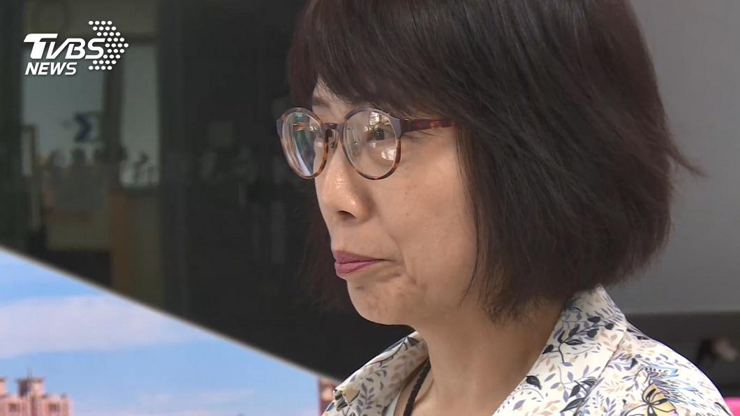 圖/TVBS 快訊/指控綠議員抹黑 觀光局主秘高美蘭辭職