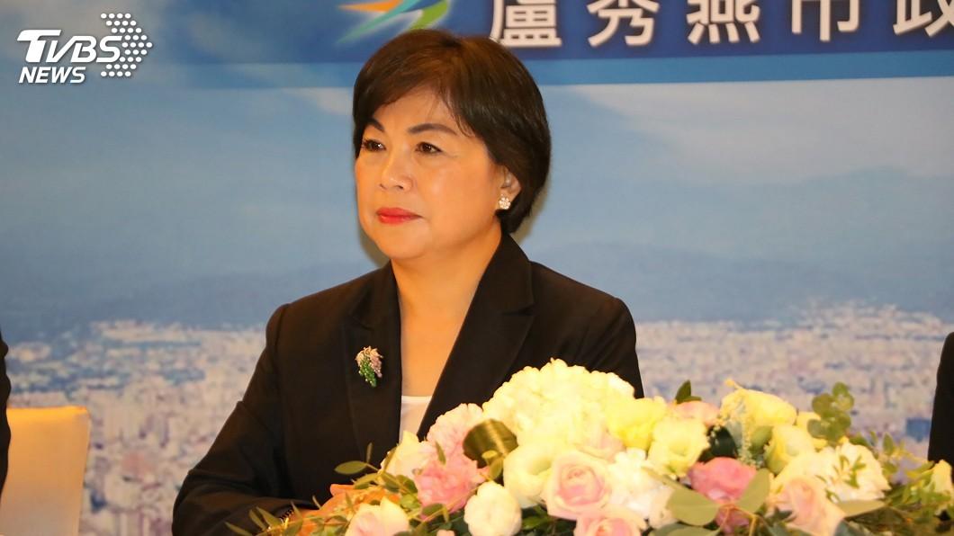 圖/中央社 國民黨中常會將徵召 楊瓊瓔:臉書宣布是否接受