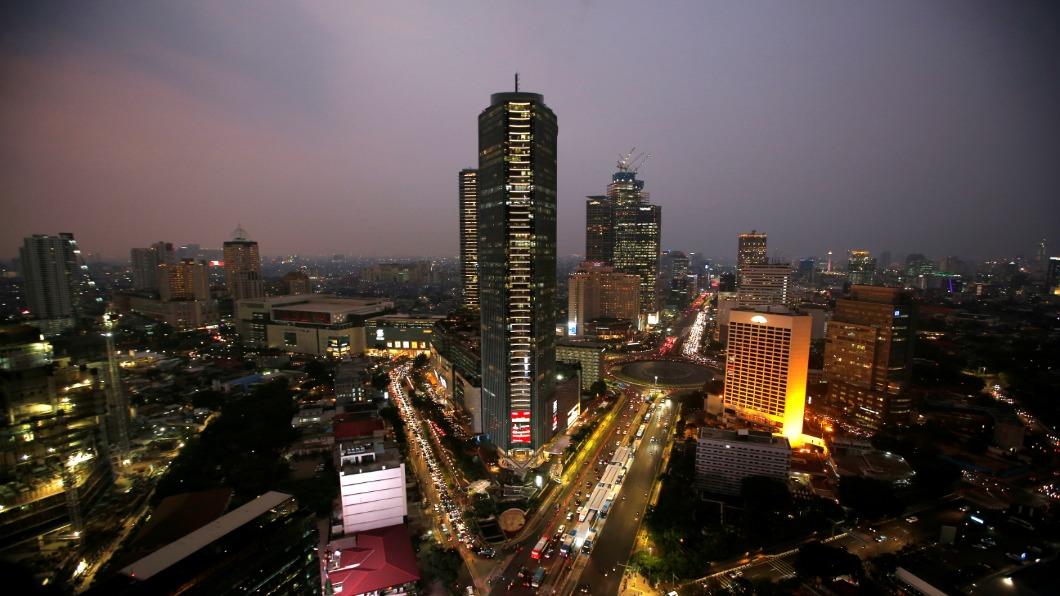 圖/達志影像路透 印尼人均29歲 年輕敢嘗新.海外新創湧進