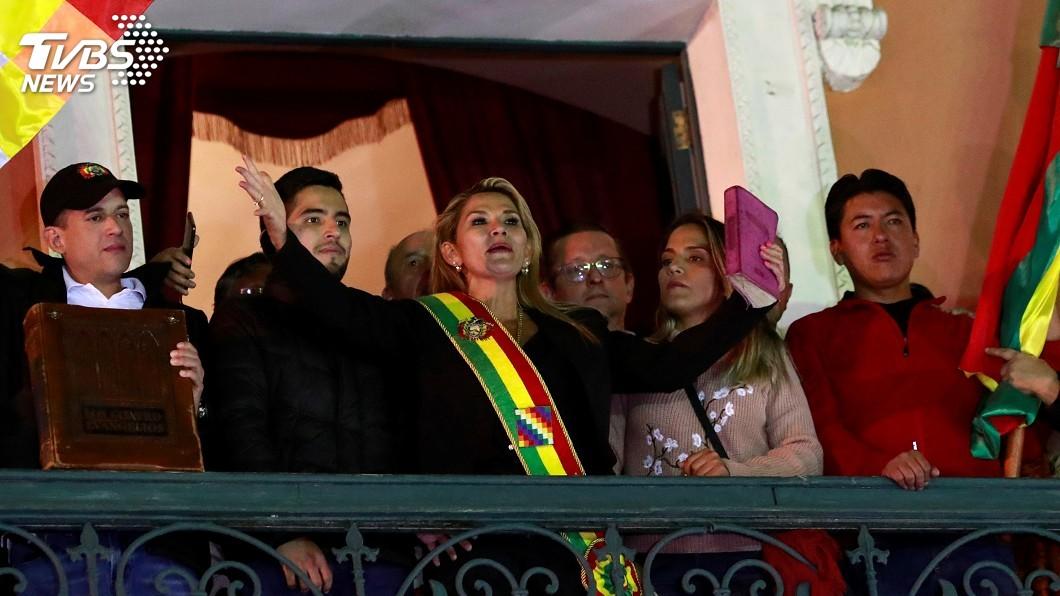 圖/達志影像路透社 玻國大選之亂釀7死 新臨時總統獲憲法法院支持