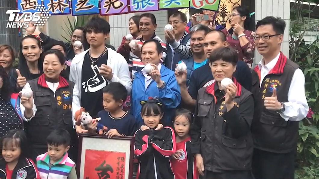 圖/TVBS 英雄!張奕13.2局無失分 刷新大谷翔平紀錄