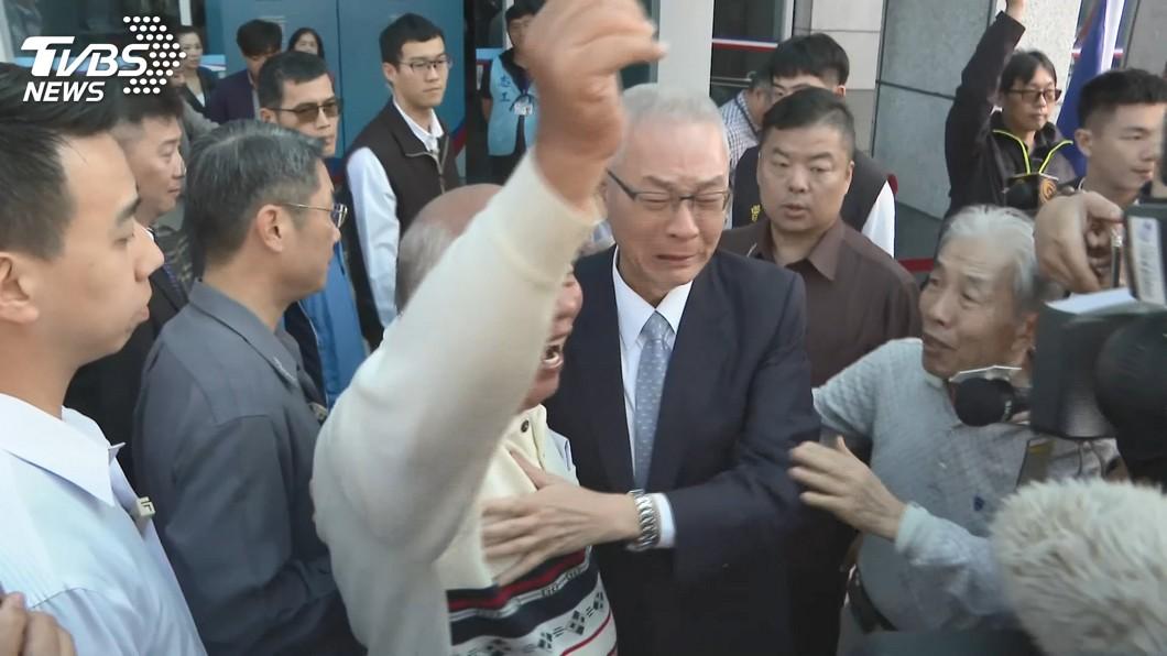 圖/TVBS 民進黨沒資格批不分區! 羅智強嗆:至少我們會反省