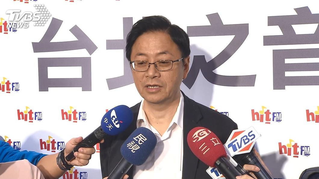 圖/TVBS 「基隆輕軌不可行」 張善政批蔡:政治語言呼攏人民