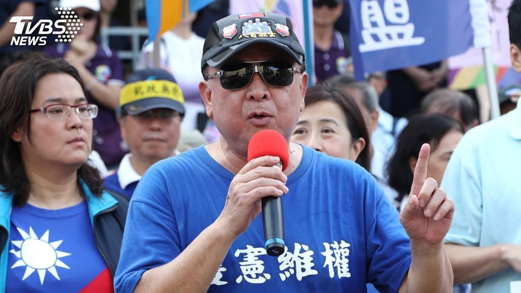 圖/中央社 藍不分區名單 綠委:吳斯懷不足代表退役軍人