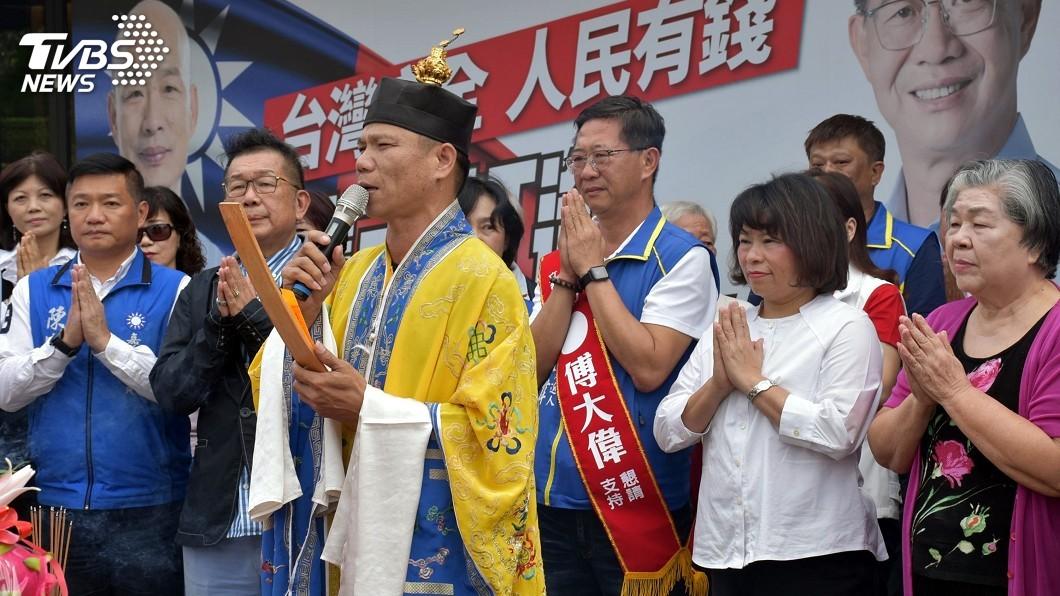 圖/中央社 國民黨不分區名單 黃敏惠:主席為難但要顧民意