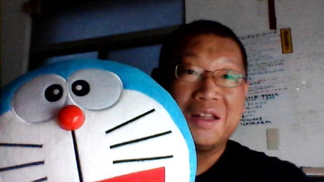 圖/翻攝自臉書光頭哥哥陳俊傑 光頭哥哥曾壓力到住院 如今樂觀正向永植人心