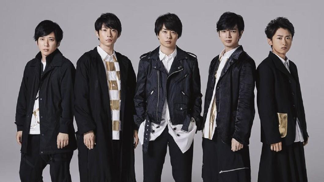 圖/翻攝自+嵐ARASHI幸せなHome+ 臉書 「嵐粉」不畏寒流! 頂2度低溫看演唱會