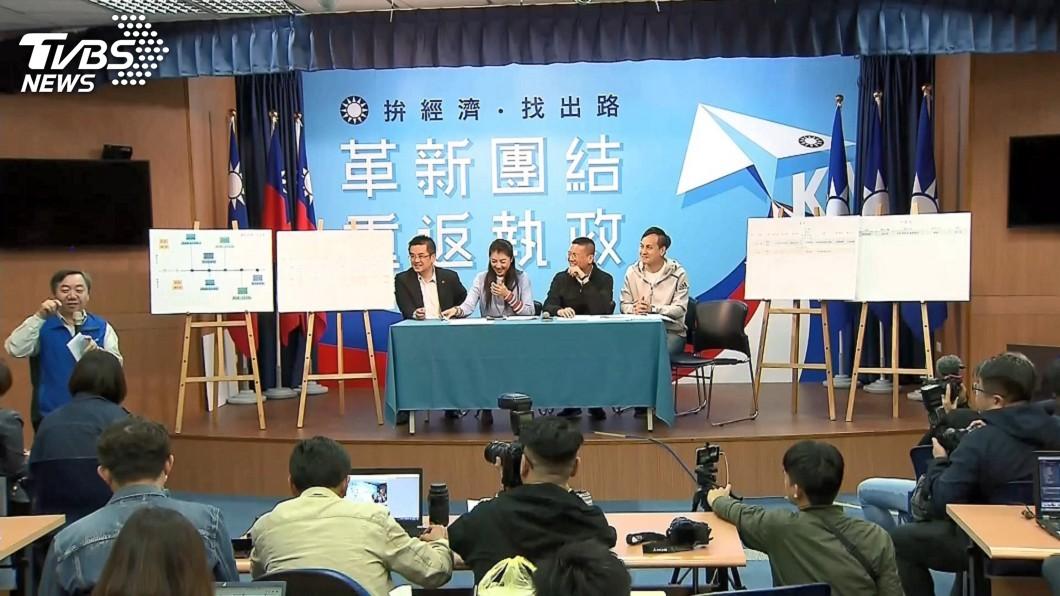 圖/TVBS 韓國瑜公布房產資料 6筆房產5筆交易剩雲林住家