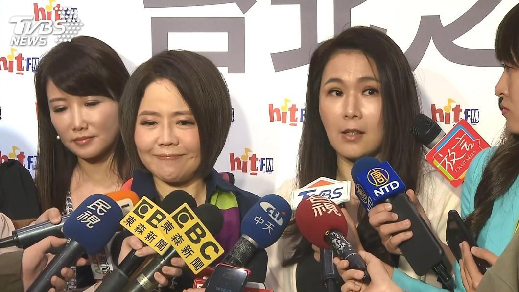 圖/TVBS 親民黨不分區 于美人:積極爭取劉宥彤、蔡沁瑜