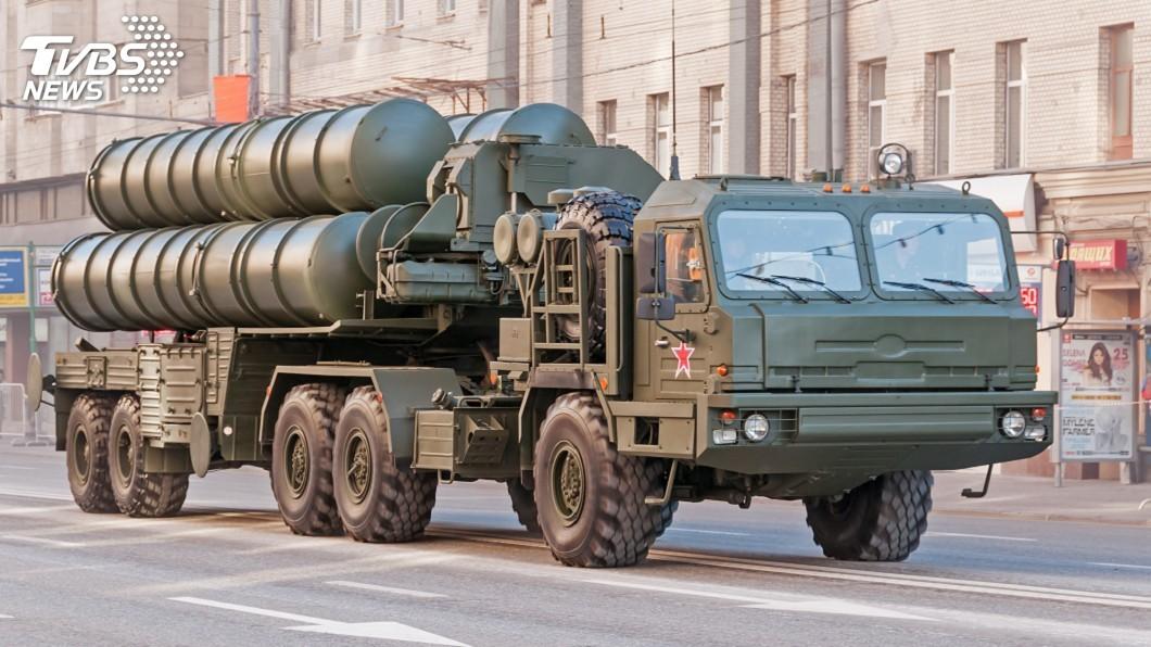示意圖/TVBS 不理美國反對 印度已付俄頭期款採購S-400