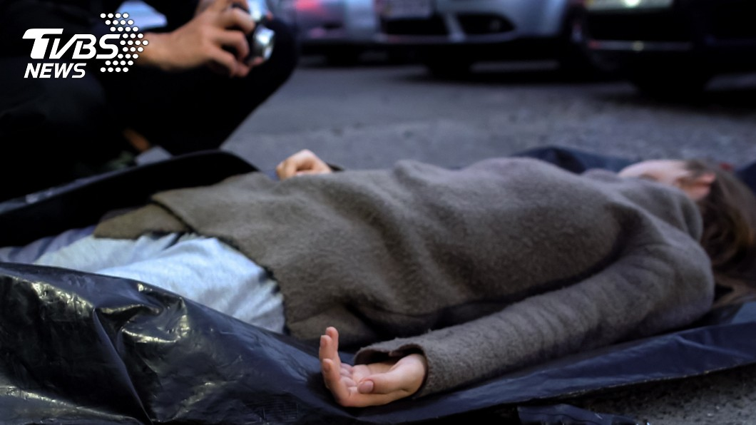 示意圖/TVBS 美女律師遭陌生男當街隨機刺殺 凶嫌遭判死