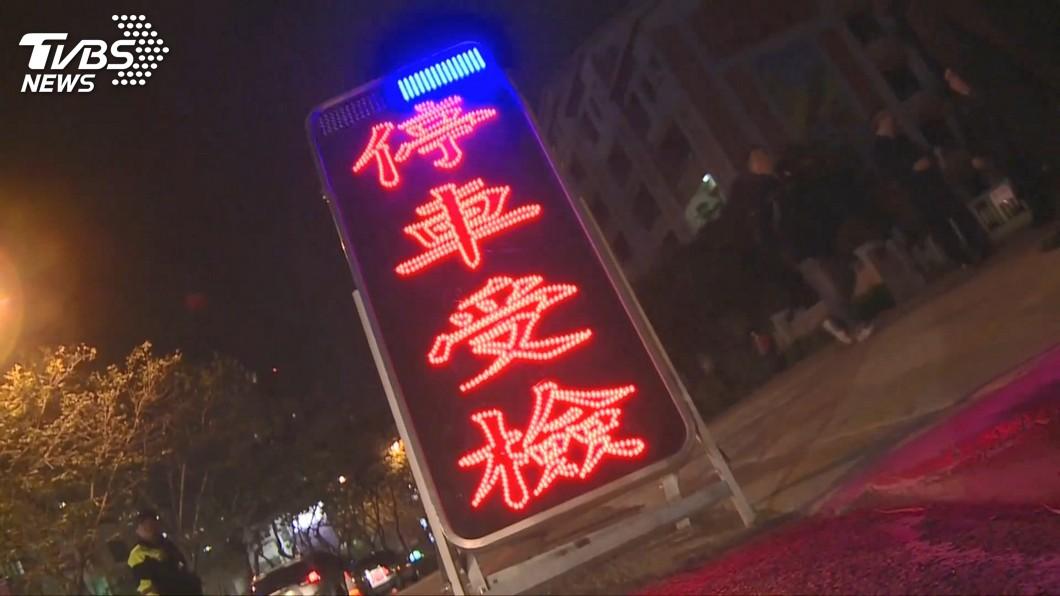 圖/TVBS 酒駕拒測違規吞近20萬元罰單 男子:我繳得起