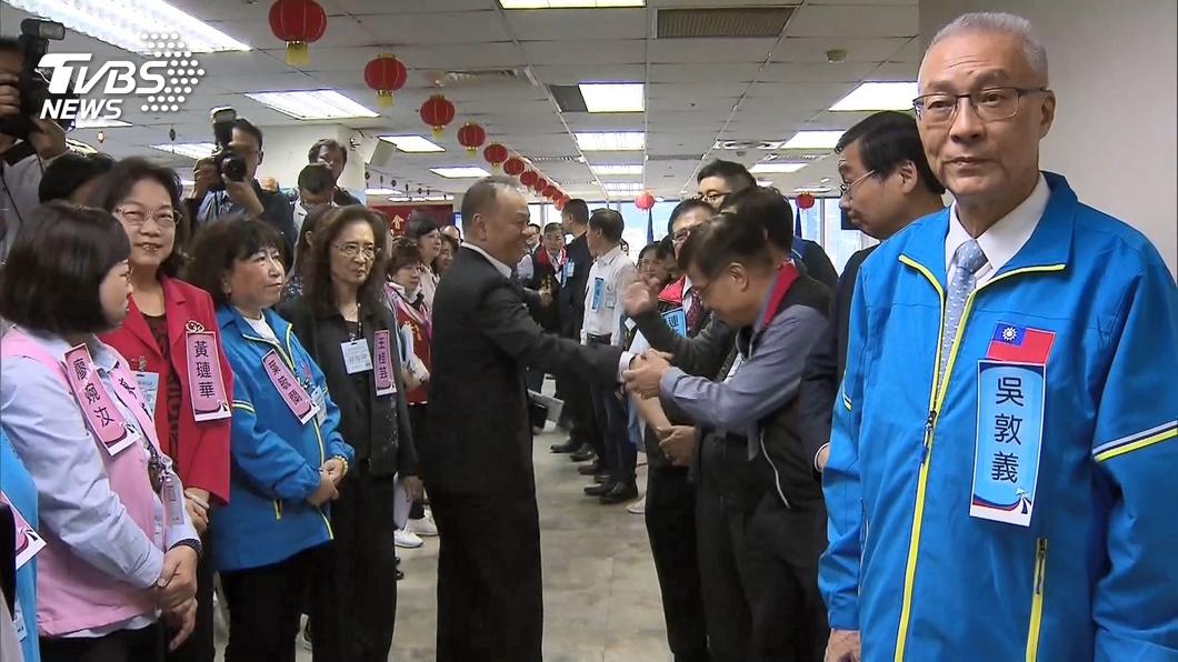 圖/TVBS資料畫面 藍營不分區名單惹怨 他爆料:投票過程有問題