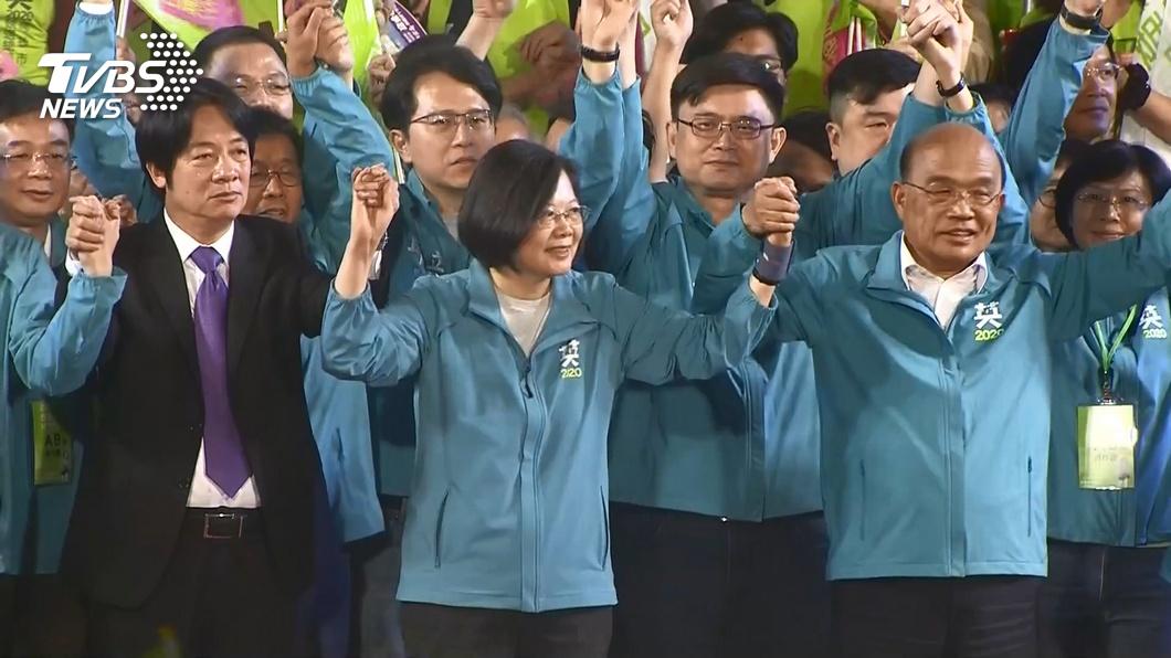 圖/TVBS資料畫面 綠不分區派系亂鬥? 吳子嘉:被國民黨救了一命