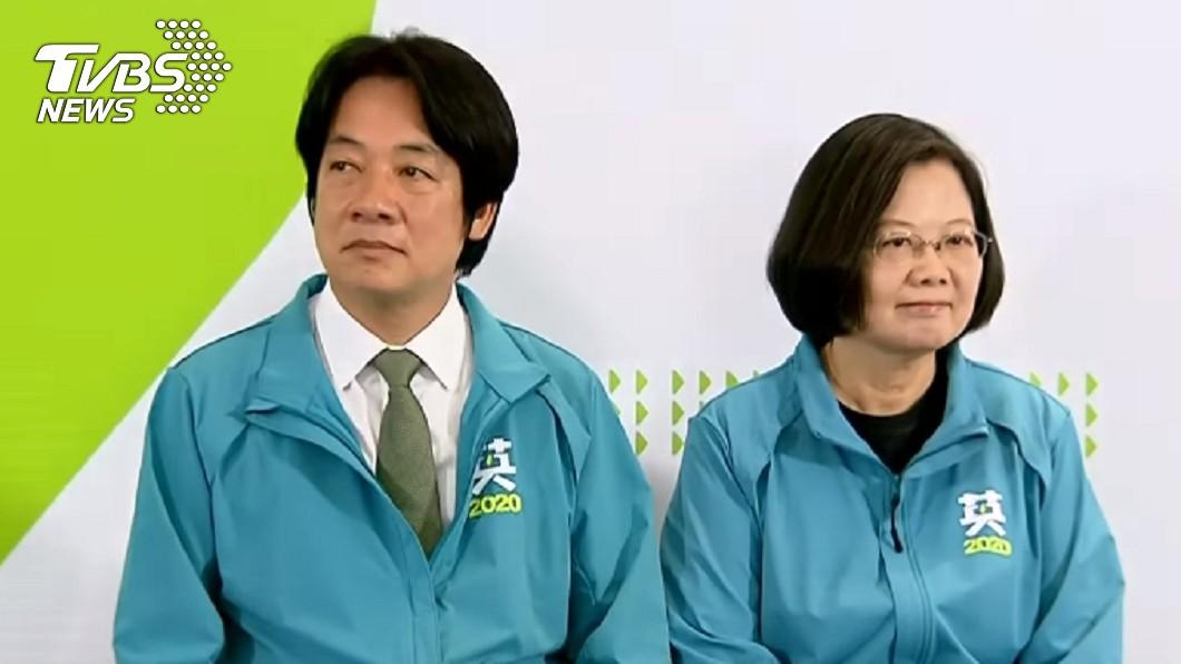 「英德配」今天正式成形。圖/TVBS 「英德配」正式成軍! 他斷言:未來恐面對4問題