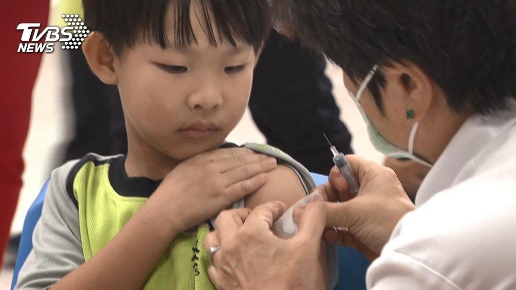 孩子喊痛 3成學生不打疫苗! 恐成防疫漏洞
