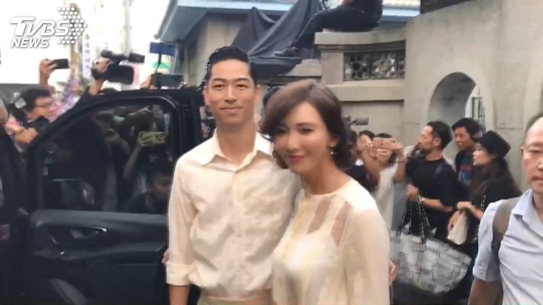 林志玲、Akira現身彩排 2首婚禮歌先曝光
