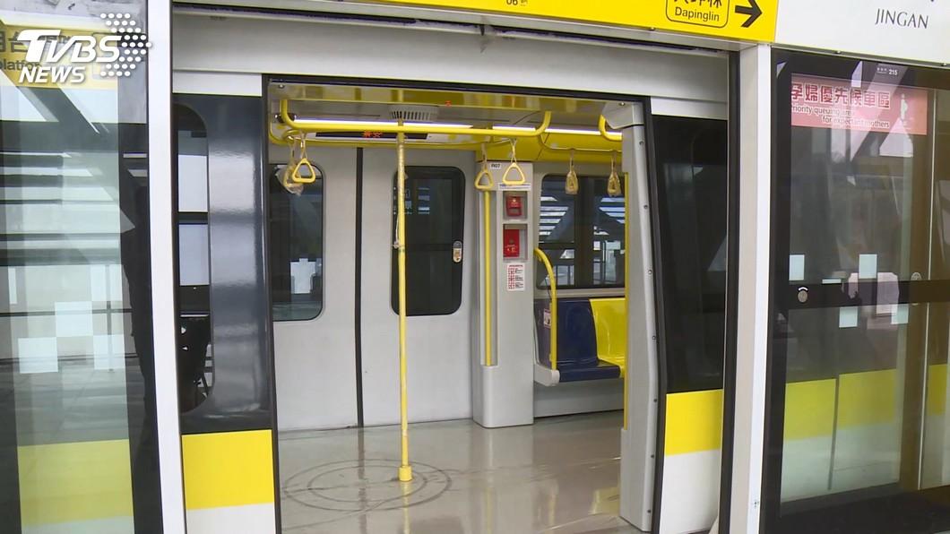 圖/TVBS資料畫面 快訊/捷運「環狀線」1/31通車 雙北市長共主持