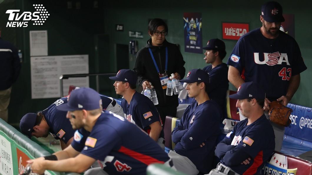 圖/中央社 搶最後2張東奧棒球門票 美國隊有得拚