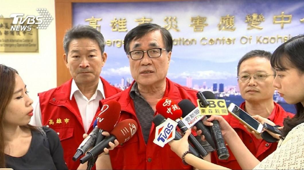 前高雄副市長李四川。(圖/TVBS資料畫面) 藍2022派誰爭奪高市長大位? 網推最佳人選