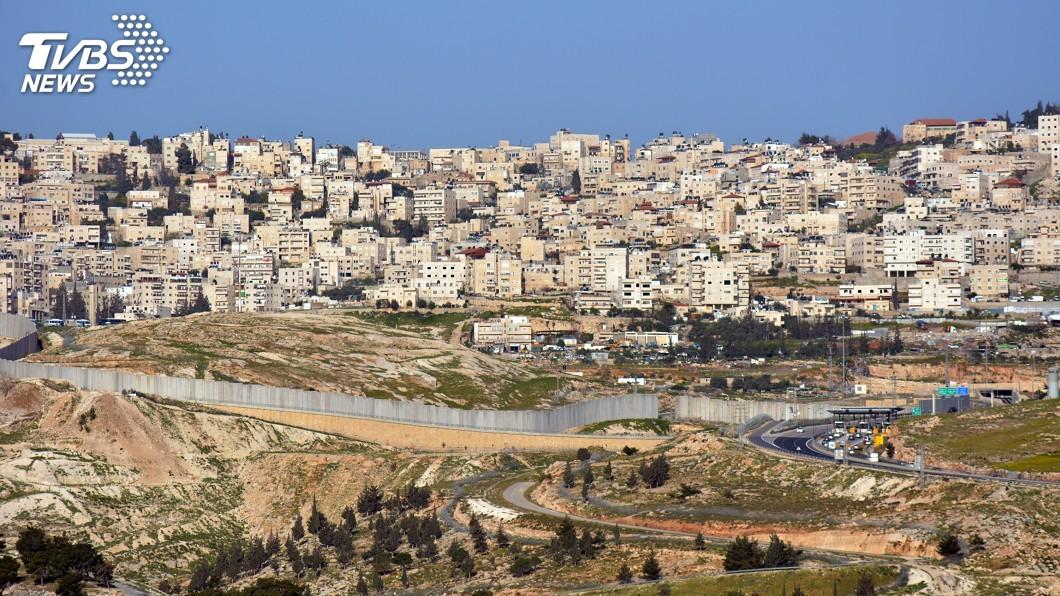 示意圖/TVBS 美推翻40年一貫立場 不再視以色列屯墾區屬非法