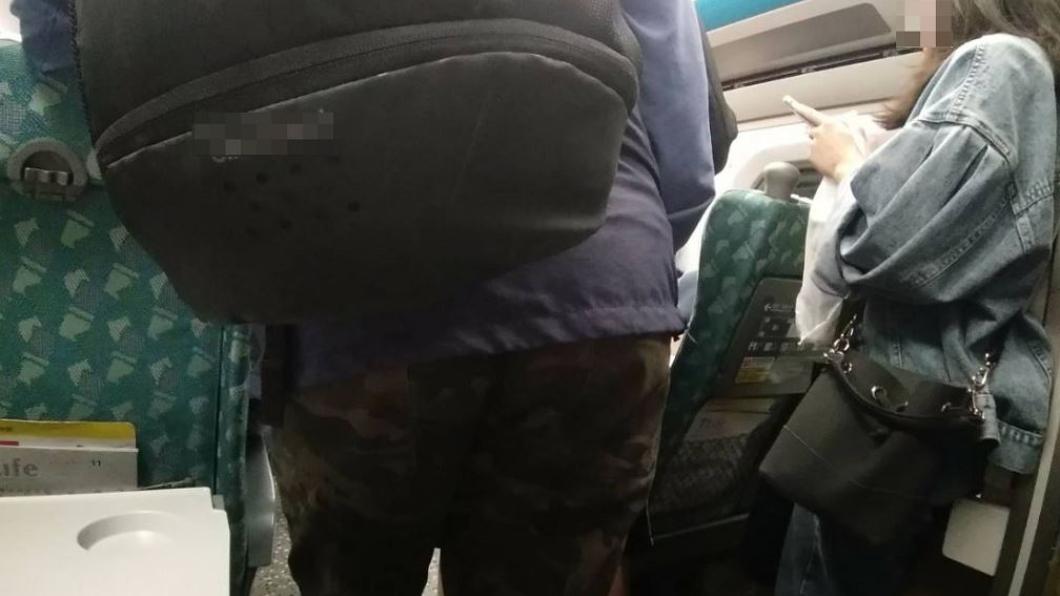 示意圖/TVBS 自由座旅客塞爆走道 她憋尿求助客服回應超傻眼