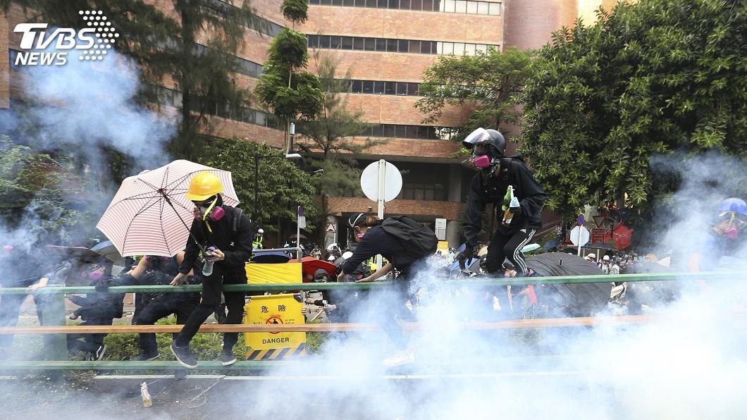 圖/達志影像美聯社 反駁香港高院裁決 陸學者暗批挑戰北京權威