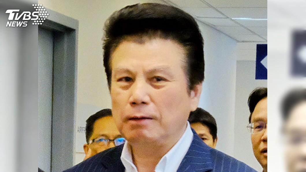 圖/中央社 在陸仍經營事業 范成連宣布退出不分區提名