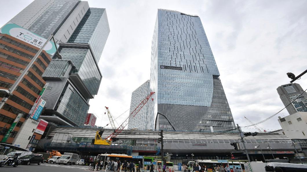 圖/達志影像美聯社 澀谷新地標完工 47層高望遠.兩百店進駐