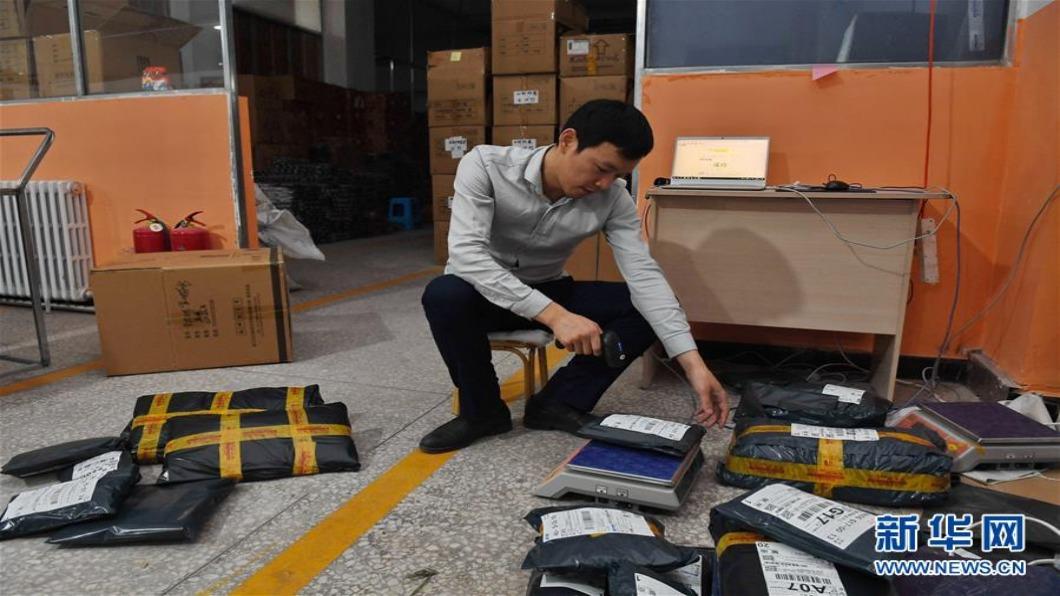 示意圖/翻攝自 新華網 大陸出口市場低迷 外貿工廠轉內銷搏出路